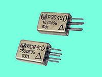 Реле электромагнитное РЭС49 00.01 22...36 вольт