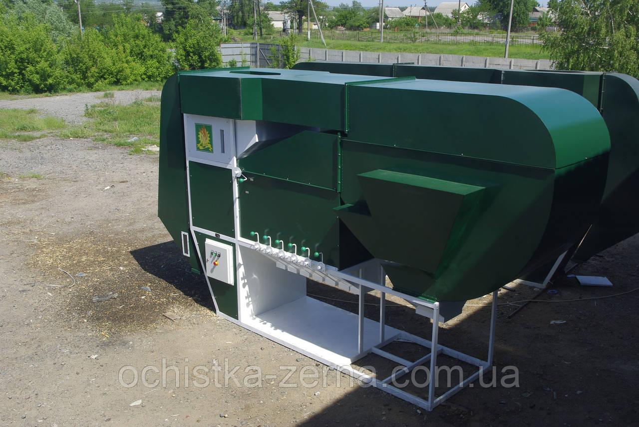 Повітряний сепаратор ІСМ-40 ЦОК