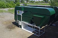 Предварительная очистка зерна ИСМ-40 ЦОК