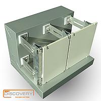 Подконструкция алюминиевая кляммерная Discovery.Вентилируемые фасады
