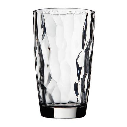 Набор стаканов высоких Bormioli Rocco DIAMOND 350240Q02021990 (3 шт / 470мл), фото 2