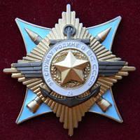 Копия ордена За службу Родине ВС СССР 1 ст.