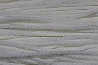 Канат декоративный акрил 2 мм (100м) белый