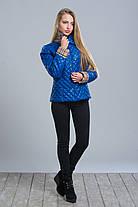 Женская куртка на кнопках весенняя, фото 3