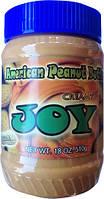 Арахисовое масло (паста) JOY, кремовое, США, 510 г, фото 1