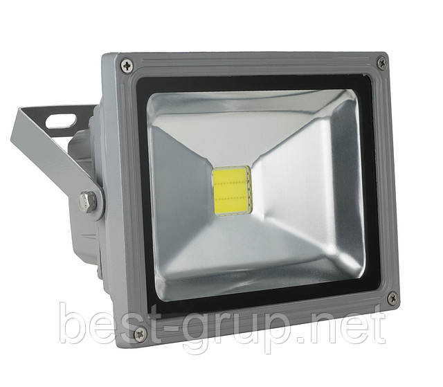 10Вт, (115х85х75мм) - Прожектор светодиодный (LED) Realux (Реалюкс)
