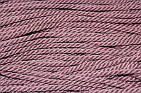Канат декоративный 40s  4 мм (100м) розовый, фото 1