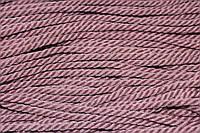 Канат декоративный 40s  4 мм (100м) розовый