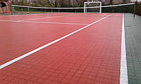 Покрытие GEODOR для теннисного корта