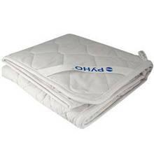 Одеяло шерстяное стеганое под окантовку