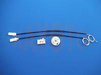 Ремкомплект стеклоподъемника RENAULT CLIO 2 КУПЕ 1998-2006 передняя правая дв.