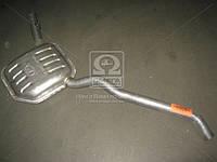 Глушитель центральный OPEL OMEGA (производитель Polmostrow) 17.590