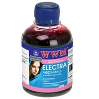 Чорнило WWM ELECTRA 200г для Epson Light Magenta Водорозчинні (EU/LM) з розширеною сумісністю