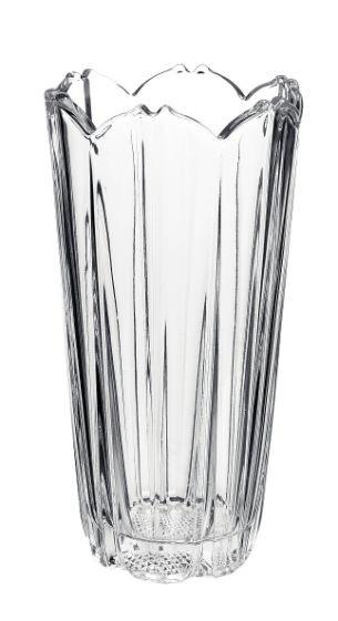 Ваза стеклянная BORMIOLI ROCCO COROLLA 228013M02321990 (23 см)