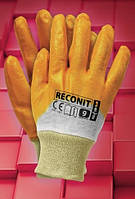 Перчатки рабочие с покрытием нитрила RECONIT, фото 1