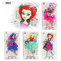 "Кукла ""Monster High"" 2042 на шарнирах 4 вида KHT"
