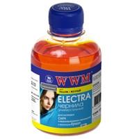 Чорнило WWM ELECTRA для Epson Yellow 200г Водорозчинні (EU/Y) з розширеною сумісністю