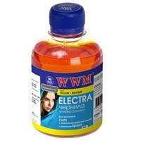Чернила WWM ELECTRA для Epson 200г Yellow Водорастворимые (EU/Y) с расширенной совместимостью
