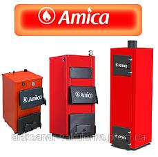 Бесплатная доставка котлов Amica + подарки!