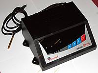 Блок электронного управления  котлом KG Elektronik SP -05 LСD и вентилятор наддува DP-02