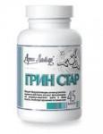 БАД для ЖКТ  Грин стар-улучшает пищеварение, уменьшает общую интоксикацию (45 капс.,Арт лайф)