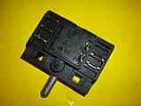 Перемикач для електродуховок АС 301 ( В ) клеми вгору виробництво Туреччина, фото 2