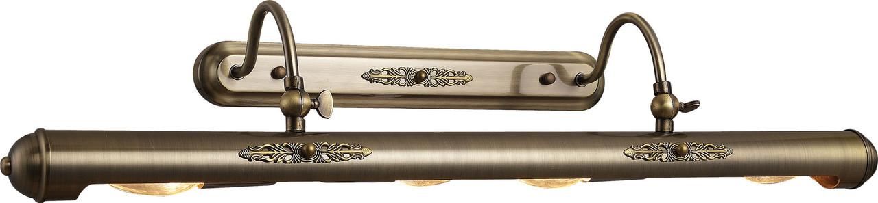 Картинная подсветка Altalusse INL-6131W-04 Antique Brass