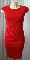 Платье женское летнее модное яркое стильное мини бренд Fever р.42 5708