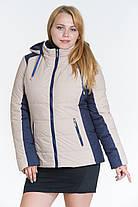 Жіноча весняна куртка в Україні (р. 44-64), фото 3