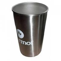 Стакан MARMOT Steel Pint Glass silver\roc