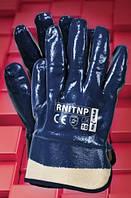 Перчатки с двойным нитриловым покрытием RNITNP размер 10,5