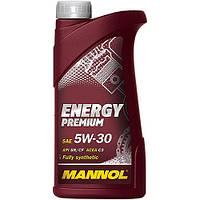 Моторное масло MANNOL Energy Premium 5W-30 VW 505.01 (1L)