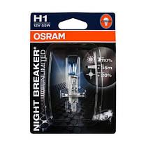 Osram Night Breaker UNLIMITED +110% H1, фото 2