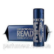 Emporio Remix For Him Giorgio Armani eau de toilette 100 ml
