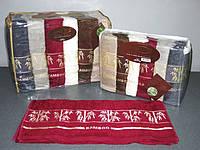"""Бамбуковые полотенца FAKILI 70*140 """"Бамбуковый тростник"""""""