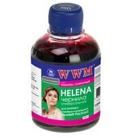 Чорнило WWM HELENA для HP Magenta 200г Водорозчинні (HU/M) з розширеною сумісністю