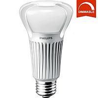 Светодиодная LED лампа Philips MAS LEDBulb D 18-100W E27 827 A67, диммируемая