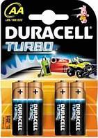 Батарейка DURACELL LR6  Turbo 1x4