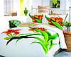 Комплект постельного белья  le vele сатин размер полуторный ALIZA WHITE