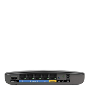 Роутер LINKSYS E2500 / N600 Wireless Advanced Dual Band  роутер, фото 2