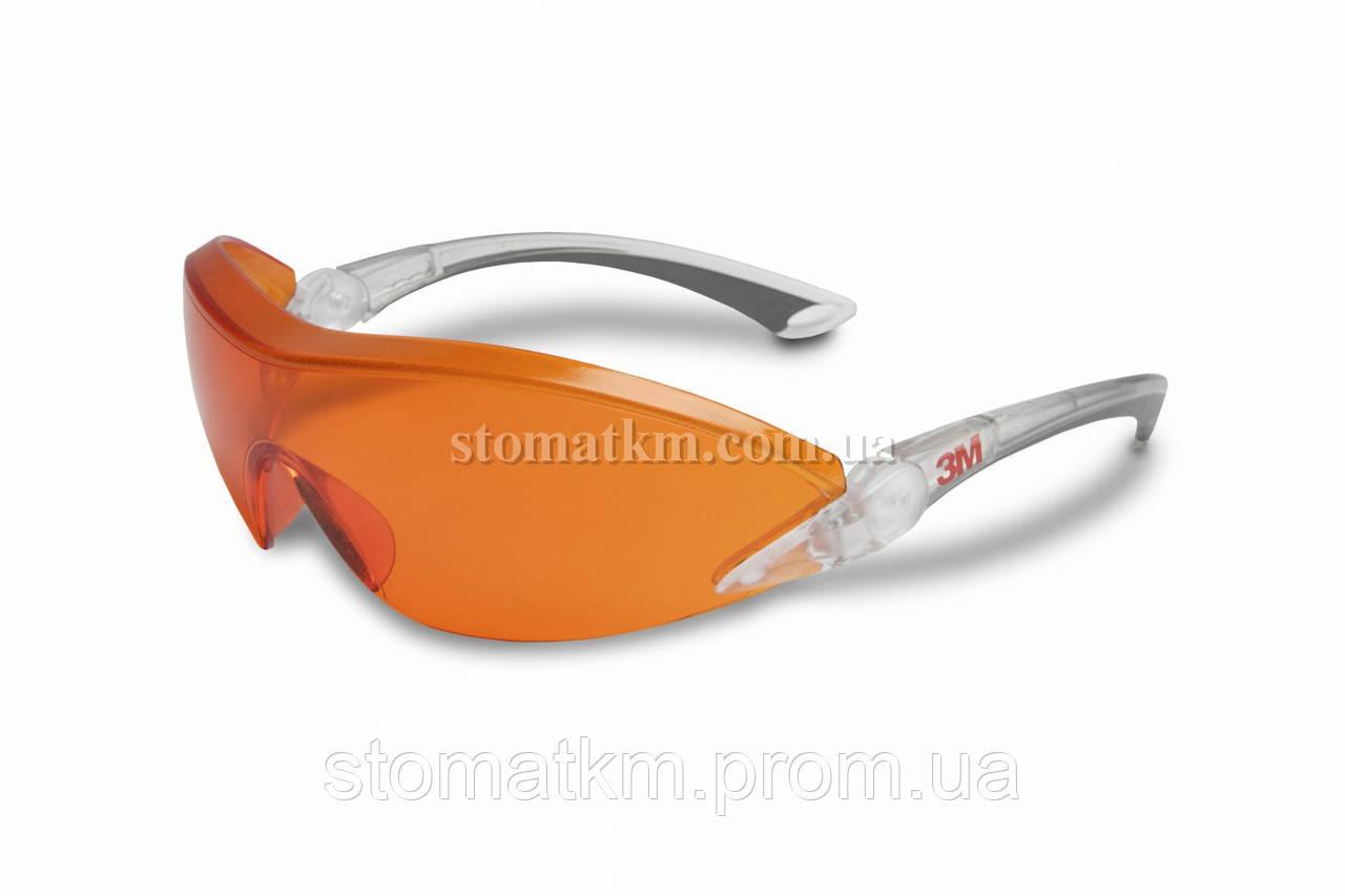 Очки красно-оранжевые ЗМ 2846  NaviStom