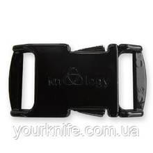 Купить застежку для браслета Knottology Metal Black