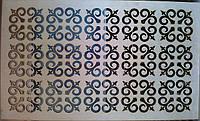 Решетка  на радиатор№11, фото 1