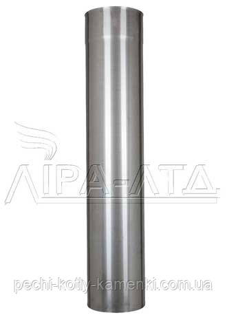 Труба для дымохода 1 метр 1 мм AISI 304