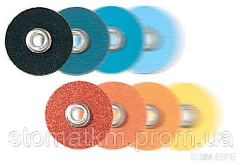 Соф-Лекс диски 8693 (Sof-Lex™) 9,5мм 50 шт/уп ZOOBLE