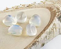 Натуральный камень (Лунный Камень) (35гр.- 4 шт.)(товар при заказе от 500грн)