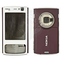 Корпус для Nokia N95 2Gb - оригинальный (фиолетовый)