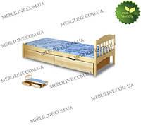 """Ліжко одноярусна """"Каріна-уни"""""""
