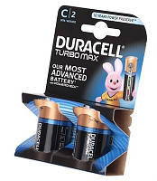 Батарейка DURACELL TurboMax LR14 1x2