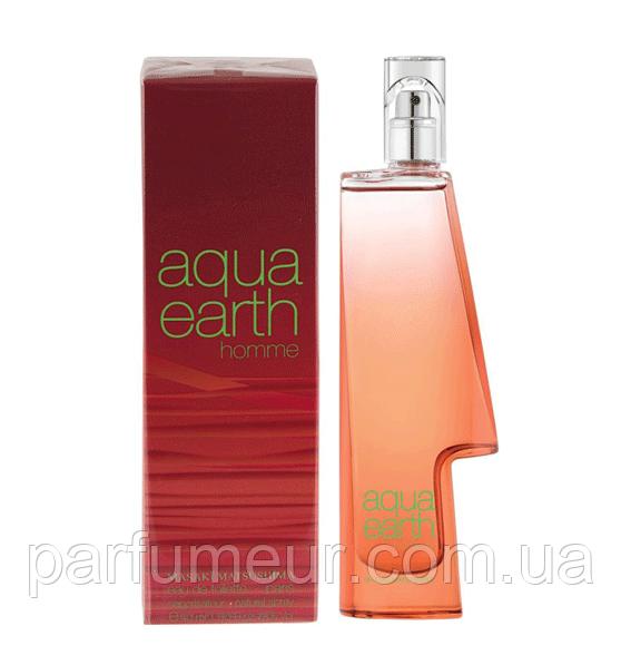 Aqua Earth Homme Masaki Matsushima eau de toilette 40 ml